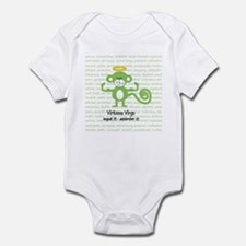 Virtuous Virgo Infant Creeper