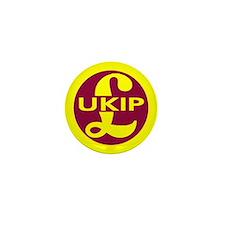 UKIP Mini Badge