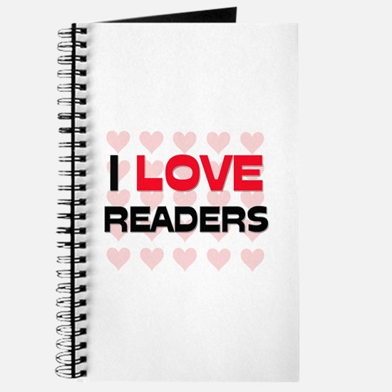 I LOVE READERS Journal