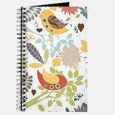Woodland Birds Journal