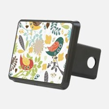 Woodland Birds Hitch Cover