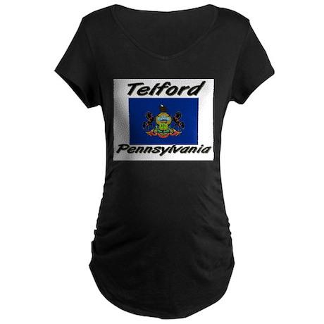 Telford Pennsylvania Maternity Dark T-Shirt