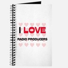 I LOVE RADIO PRODUCERS Journal