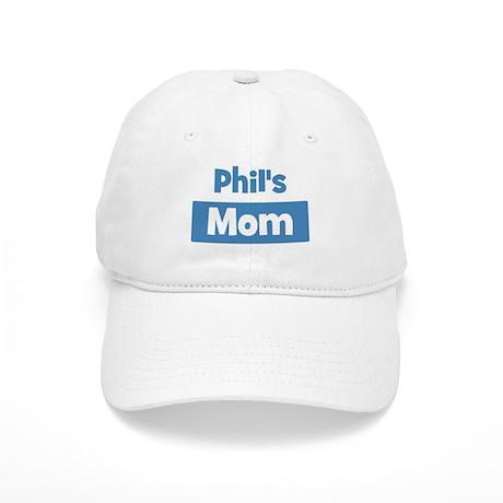 Phils Mom Cap