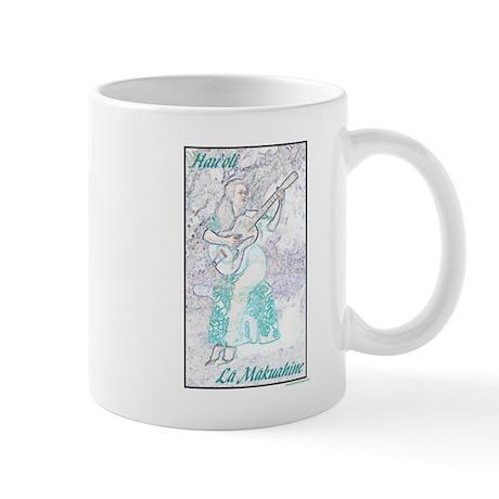 Mother's Day Ki Ho`alu Ambidexterous Mug