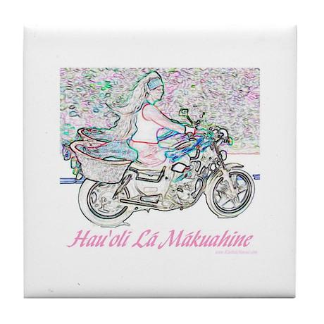 Lio Hao Li`i Tile Coaster