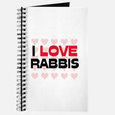 I LOVE RABBIS Journal
