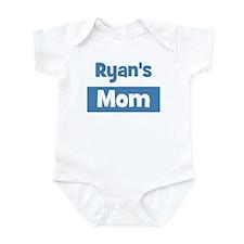 Ryans Mom Onesie