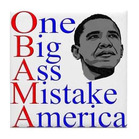 One big assed mistake america