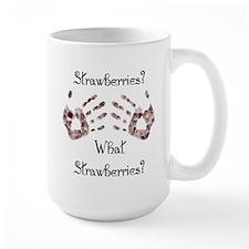Strawberries? Mug