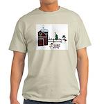 Farm Christmas Light T-Shirt