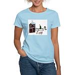 Farm Christmas Women's Light T-Shirt