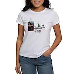 Farm Christmas Women's T-Shirt