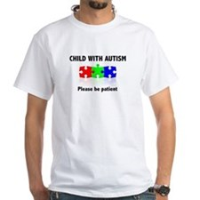Child with Autism T-Shirt