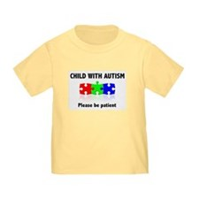 Child With Autism T