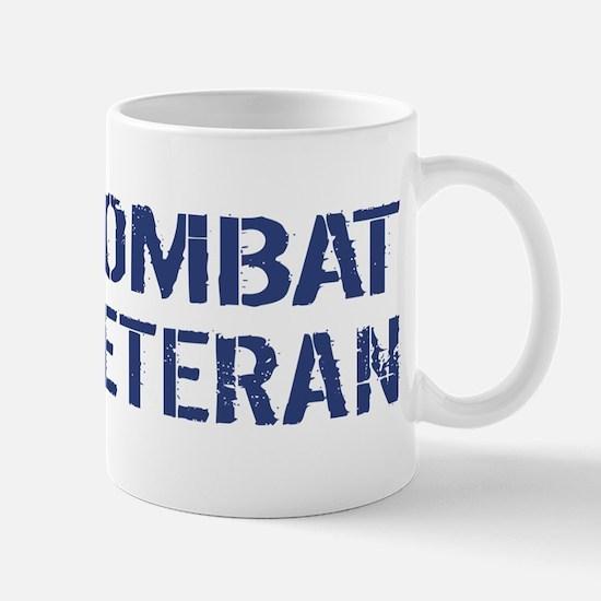 USAF: Combat Veteran Mug