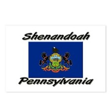 Shenandoah Pennsylvania Postcards (Package of 8)