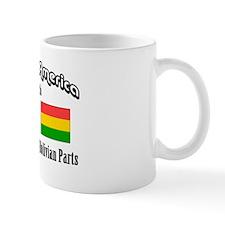 Puerto Rican-Bolivian Mug