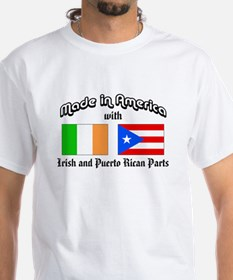 Irish-Puerto Rican Shirt