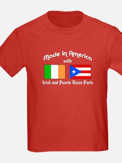 Irish-Puerto Rican T