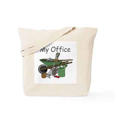 Garden Tool Tote Bag