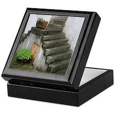 Steps Keepsake Box