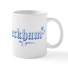Mrs. Beckham Mug