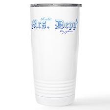 Mrs. Depp Thermos Mug
