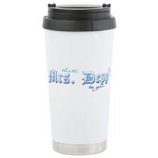 Mrs. Depp Travel Coffee Mug