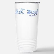 Mrs. Depp Travel Mug