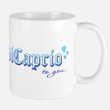 Mrs. DiCaprio Small Mugs