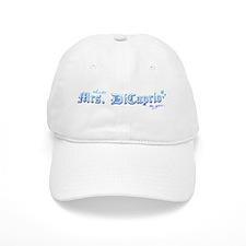 Mrs. DiBaseball Caprio Baseball Cap