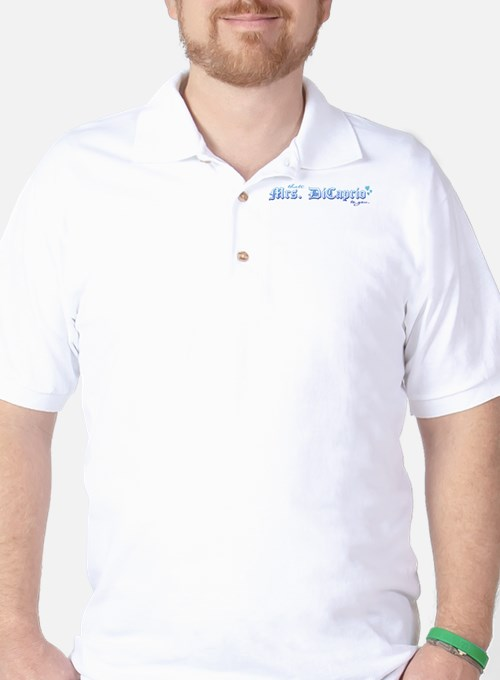 Mrs. DiCaprio Golf Shirt