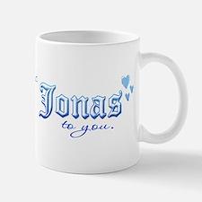 Mrs. Jonas Small Mugs