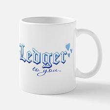 Mrs. Ledger Mug