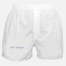 Mrs. Pattinson Boxer Shorts