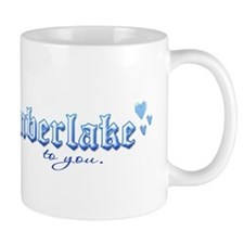 Mrs. Timberlake Small Mugs