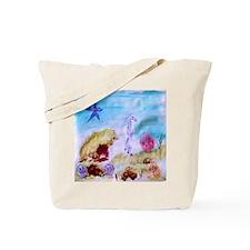 """""""Marine Life Fantasy"""" Tote Bag"""