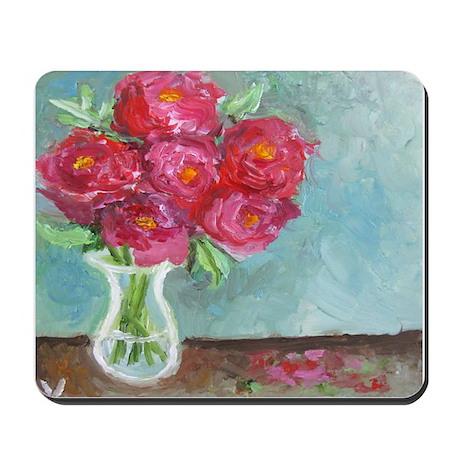 """Roses"" Mousepad"
