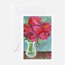 """""""Roses"""" Greeting Card"""