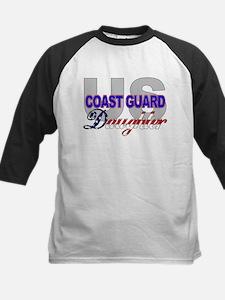 US Coast Guard Daughter Tee
