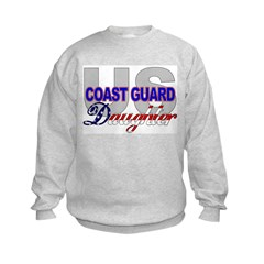 US Coast Guard Daughter Sweatshirt