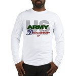 US Army Daughter Long Sleeve T-Shirt