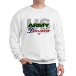 US Army Daughter Sweatshirt