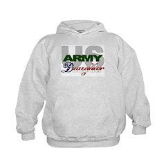 US Army Daughter Hoodie