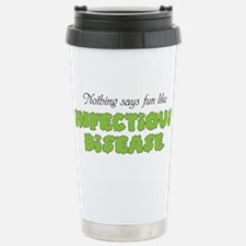 Funny Disease Travel Mug