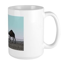 Lone Camel GraphicMug