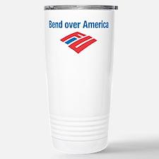 BOA Deluxe Stainless Steel Travel Mug (white)