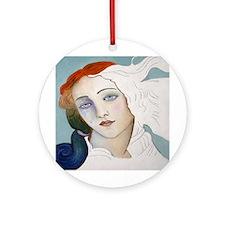 BIRTH OF VENUS Ornament (Round)