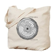 HELL/inferno Tote Bag